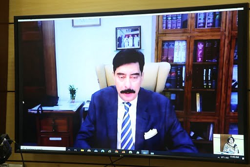 dr Ravi Ranjan, chief justice of jharkhand high court