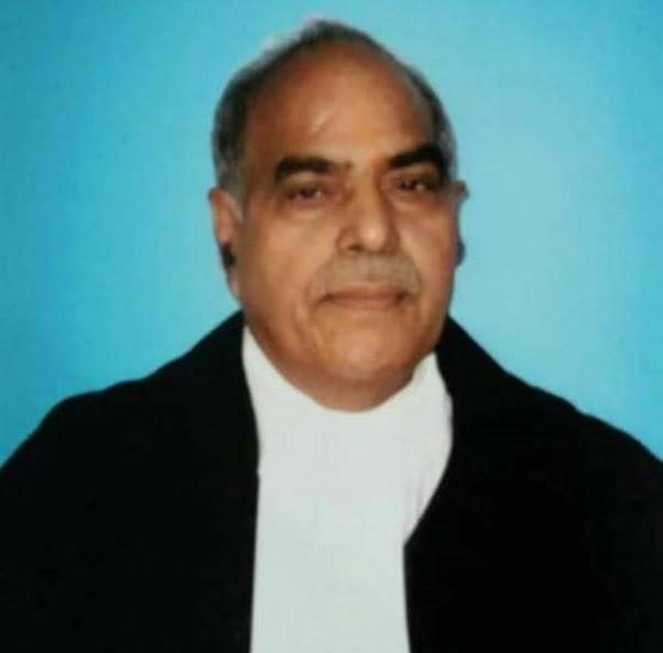 Advcoate PC Tripathi