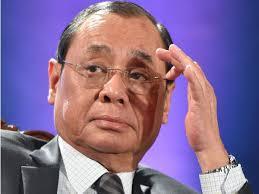 Former CJI Ranjan Gogoi