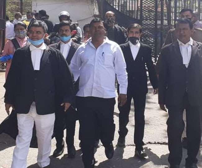 giridih MP Chandraprakash Chaudhari