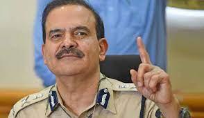 Ex Police Commissioner Parmbir Singh