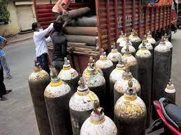 Delhi Oxygen Report