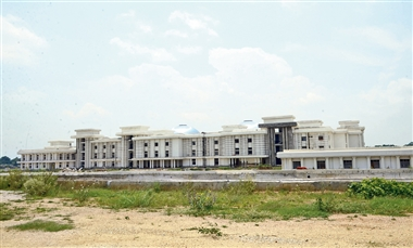 High Court new building