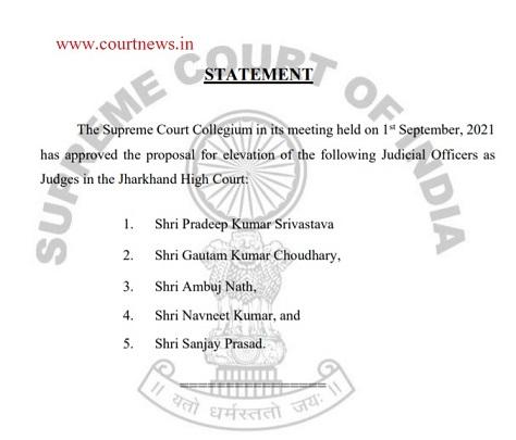 Supreme Court Collegium